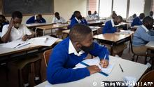 2.11.2020***Rwandan pupils attend their first class in about eight months at Lycee Notre dame de Citeaux school in Kigali, Rwanda, on November 2, 2020, following schools' closure country wide due to the COVID-19 coronavirus pandemic outbreak. (Photo by Simon Wohlfahrt / AFP)