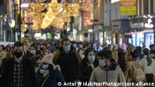 UK Corona Pandemie | Dublin