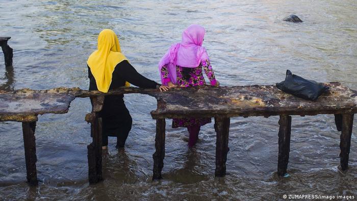 Sri Lanka Symbolbild muslimische Frau
