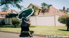Südafrika Corona-Pandemie Durban