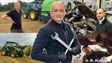 Entdecke Deutschland mit Mykhailo Malyi | 29. Folge Ausbildung in Deutschland