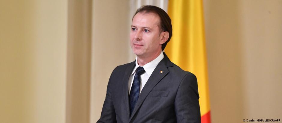 Premierul României, Florin Cîțu