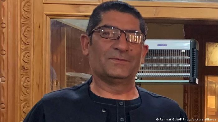 Afghanistan-Journalist getötet | Rahmatullah Nikzad