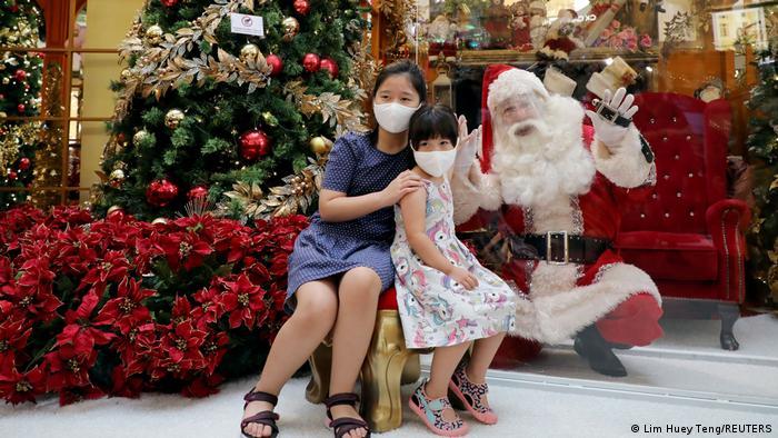 Sinterklas di Malaysia