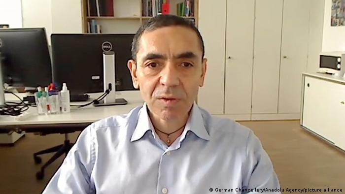Ugur Sahin, director de la farmacéutica alemana BioNTech.