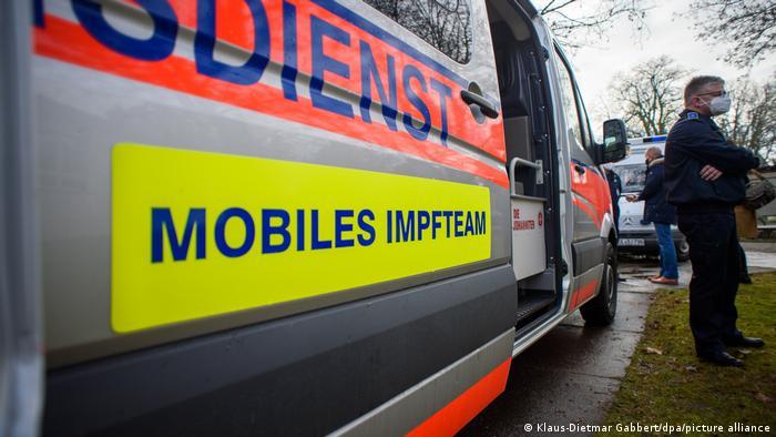 Германия е готова за ваксинирането, сформирани са и мобилните екипи
