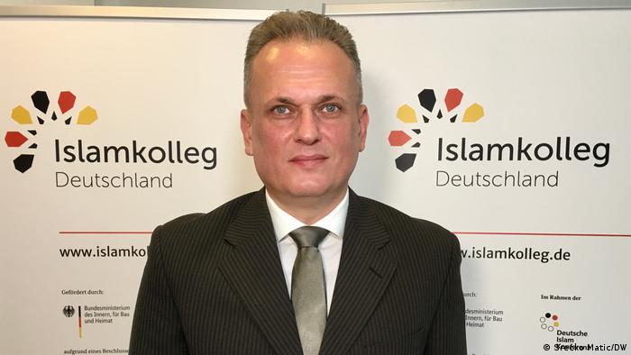 Esnaf Begic Institut für Islamische Theologie Universität Osnabrück