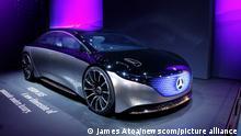Der Daimler EQS