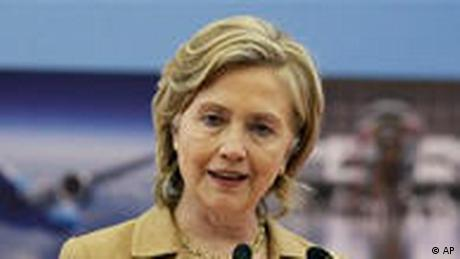 Hillary Rodham Clinton Besuch China