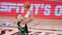 USA NBA Basketball Daniel Theis