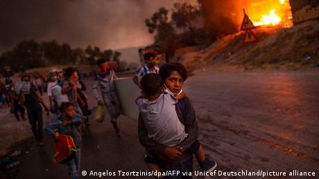 UNICEF Bilder des Jahres 2020 1. Platz