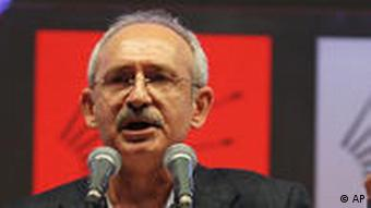Kemal Kilicdaroglu Türkei Opposition CHP