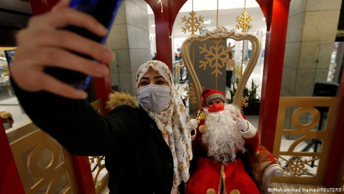 Sinterklas di Yordania