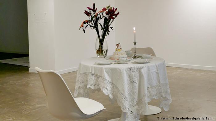Izložba o Milevi Marić, Insel-Galerie Berlin