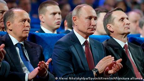 Russlands Auslandsgeheimdienst SWR feiert 100 Jahre