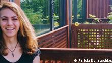 Deutschland Felicia Rolletschke