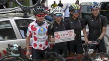Economía creativa Kolumbien - Wirtschaftsfaktor Radsport