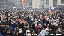 Armenien Proteste