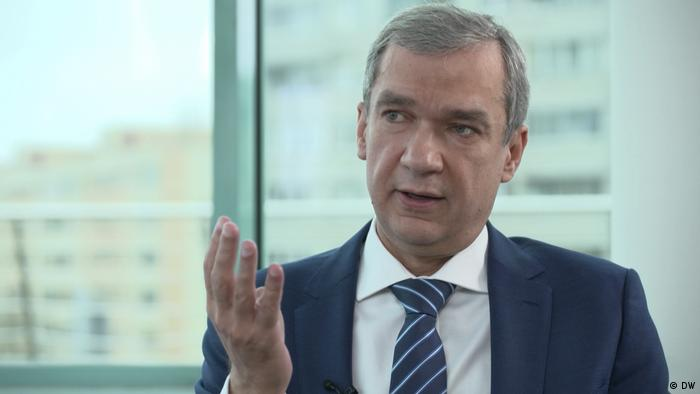 Член Координационного совета белорусской оппозиции Павел Латушко