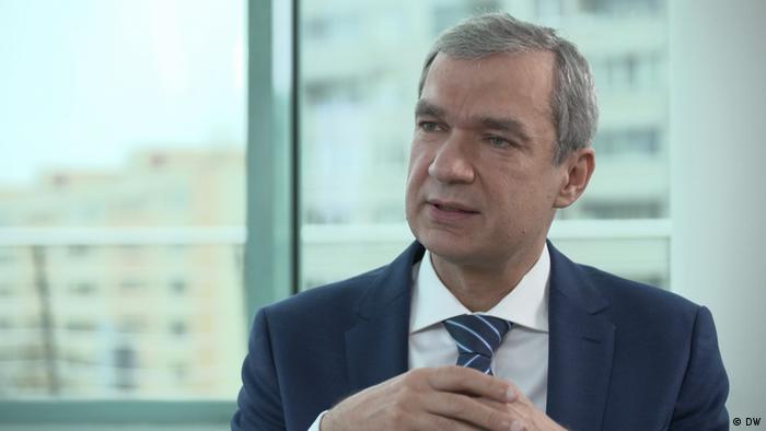 Павло Латушко, колишній міністр культури Білорусі і дипломат, а нині - опозиціонер
