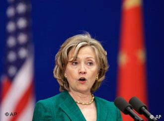 وزیر خارجه ایالات متحده تأکید کرد که مشارکت فعال چین در اقدامات تحریمی علیه ایران، بینهایت اهمیت دارد