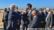 Trump-Berater Kushner in Marokko | Airport Rabat