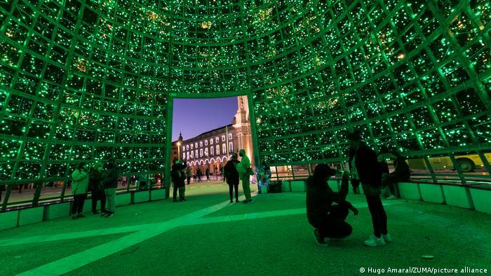 W tym roku Lizbona i inne miasta wydały więcej na świąteczne dekoracje i oświetlenie