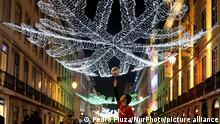 Portugal Lissabon Weihnachten 2020