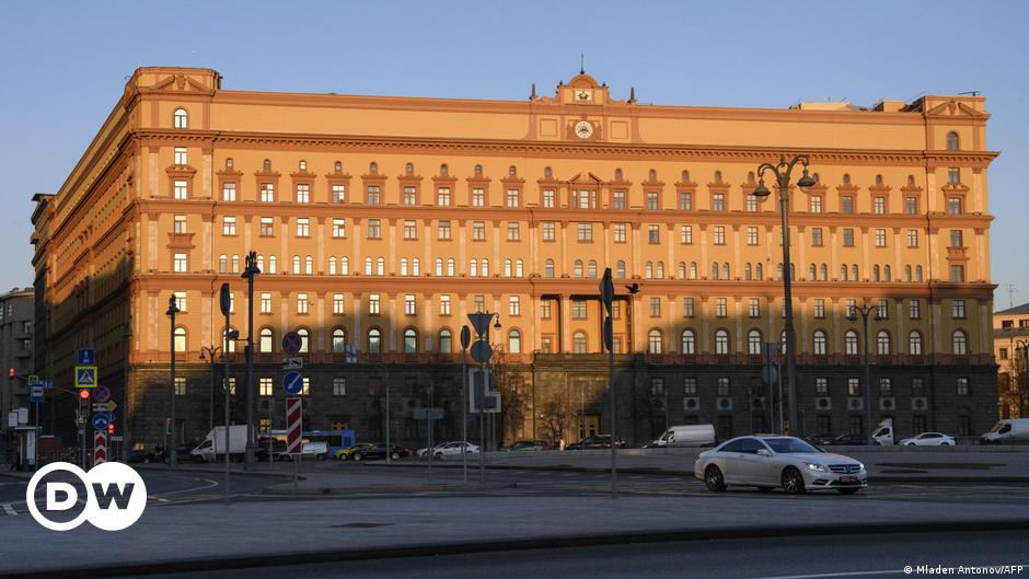 Russia: FSB detains Ukrainian diplomat over classified information