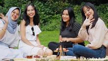 Deutschland Earthlings Indonesia in Berlin