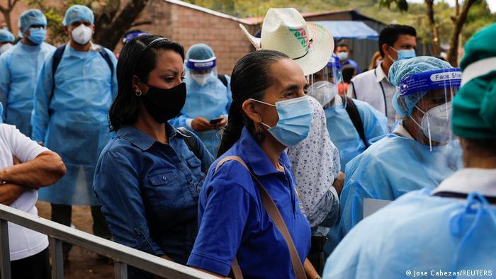 El Salvador Corona-Pandemie | El Mozote