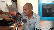 Mosambik Entführung Sofrimento Matequenha
