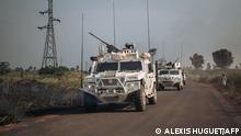 Zentralafrikanische Republik | MINUSCA-Truppen auf Patrouille