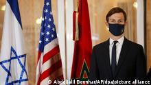 Jared Kushner | US-israelische Delegation besucht Marokko