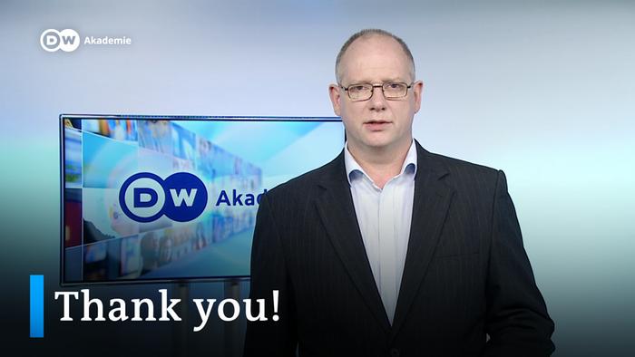 DW Akademie | Video Thumbnail | Carsten von Nahmen