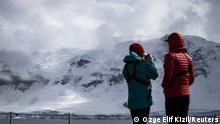 Symbolbild Antarktis