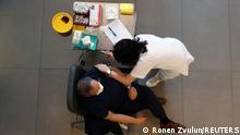 Israel Tel Aviv | Impfungen gestartet | Ichilov Krankenhaus