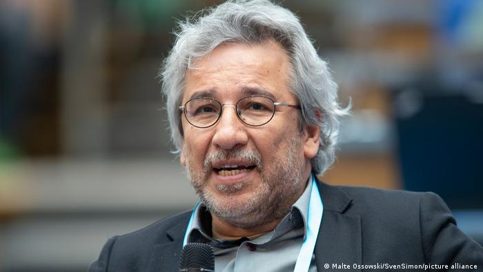 Can Dündar Deutsche Welle Global Media Forum SHIFTING POWERS