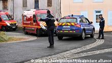 Frankreich Saint-Just | Drei Polizisten bei Rettungsversuch getötet