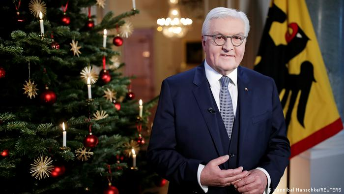 Berlin I Weihnachtsansprache I Frank-Walter Steinmeier