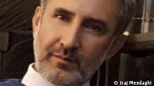 Bekannt als Hamid Abbassi ist einer der Angeklagten in Bezug auf Massenhinrichtungen in den 1980 Jahren im Iran. Er wurde 2019 in Schweden festgenommen und angeklagt. (c) Iraj Mesdaghi