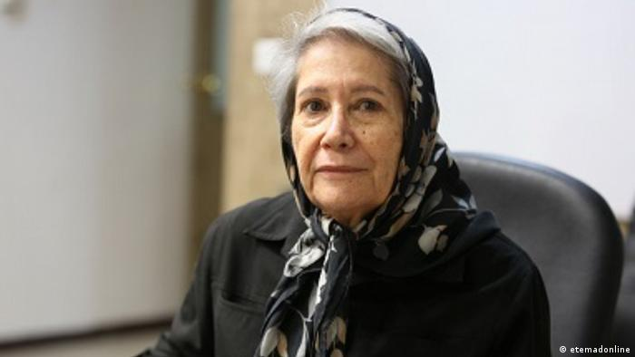 مینو محرز، عضو کمیته علمی ستاد ملی مقابله با کرونا در ایران