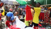Tansania Dar Es Salaam | Kariakoo Markt | Händler