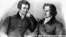 Brüder Jakob und Wilhelm Grimm