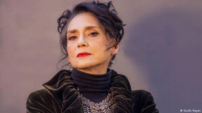Schauspielerin und Aktivistin Ofelia Medina