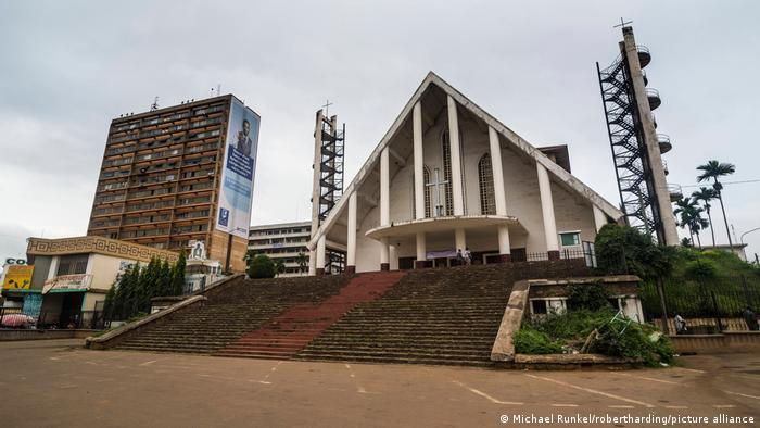 La Cathédrale Notre-Dame-des-Victoires de Yaoundé