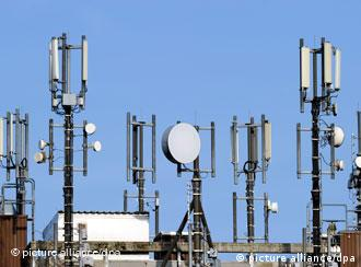 Mobile communications infrastructure