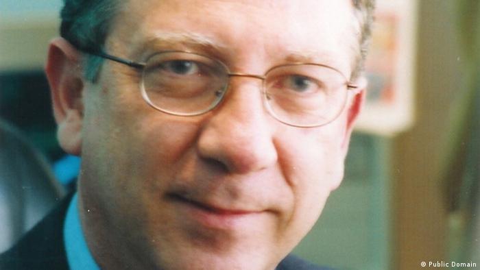 Riad Ismat, ein syrischer Schriftsteller und Kulturminister