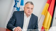 Jeremy Issacharoff - Diplomat und Botschafter des Staates Israel in Deutschland