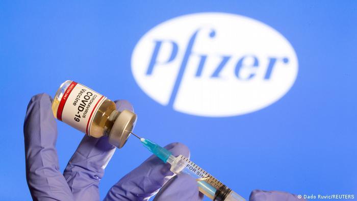 Impfstoff Coronavirus Pfizer Biontech